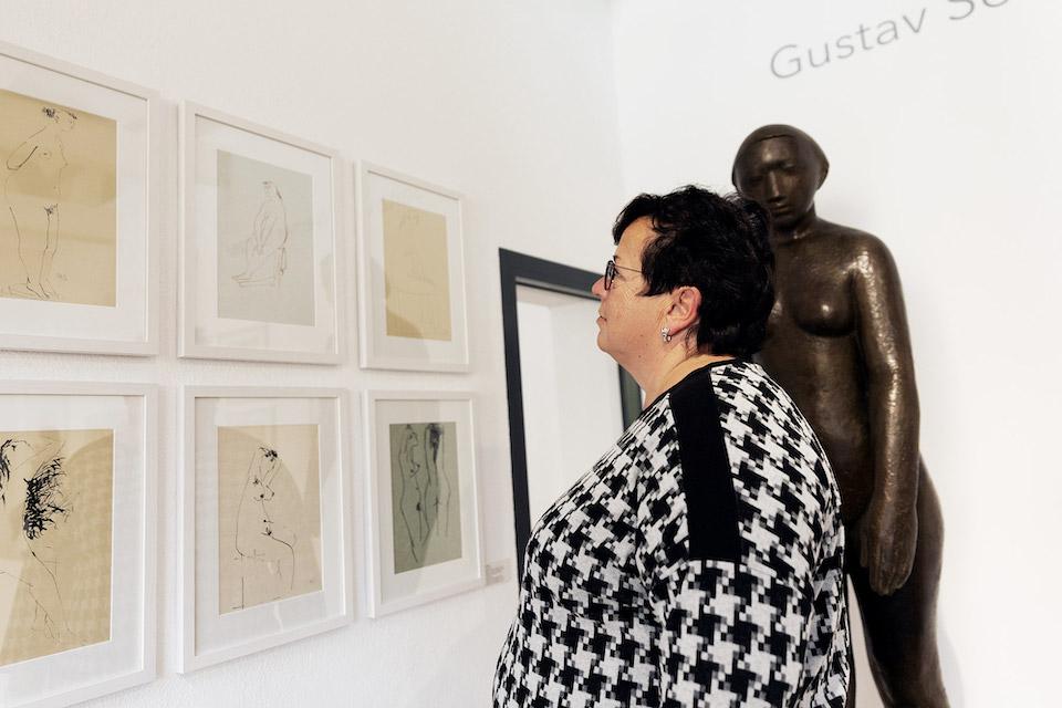 Gustav Seitz Museum - Austellung